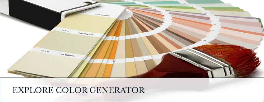 explore our post frame color generator