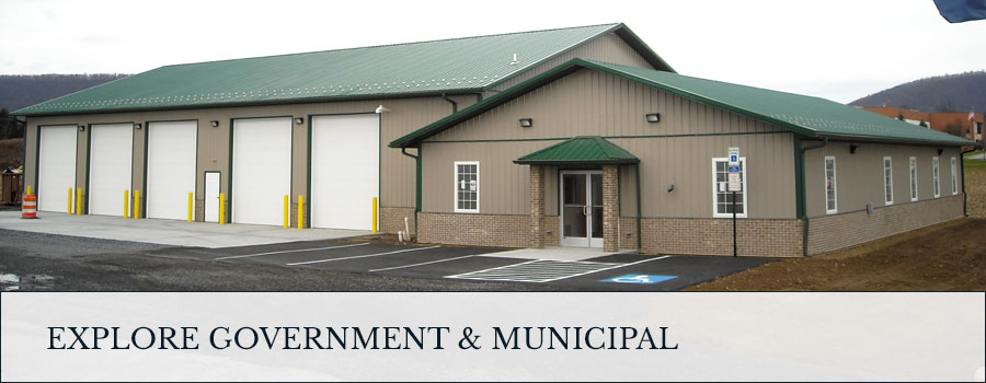 explore post frame government and municipal buildings