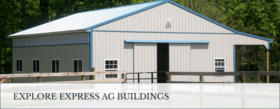 explore express ag buildings