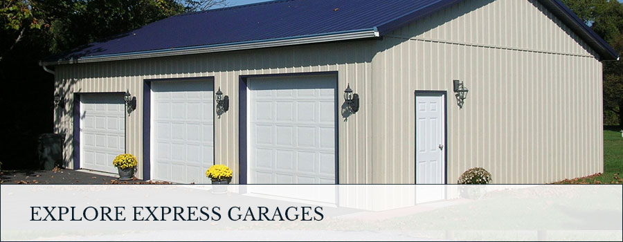 explore express garages