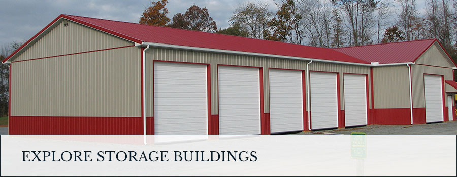 explore express storage buildings
