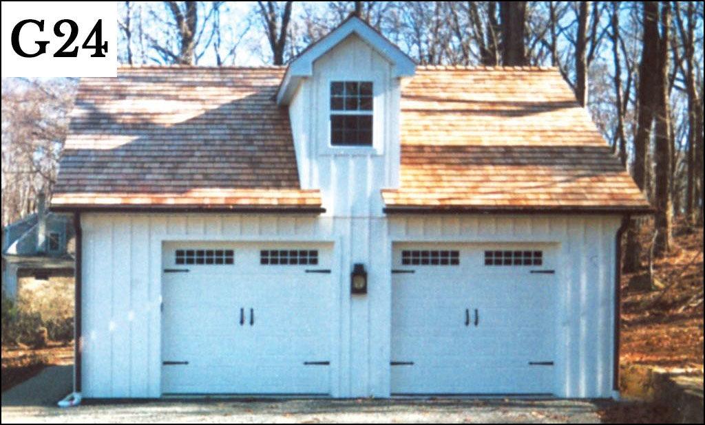post frame garage g24