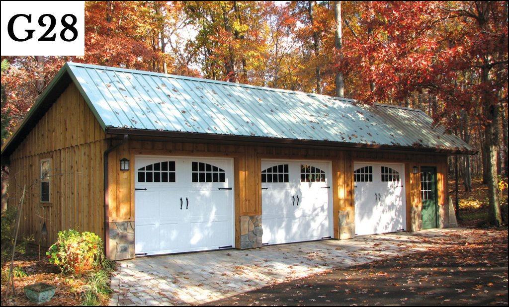 post frame garage g28