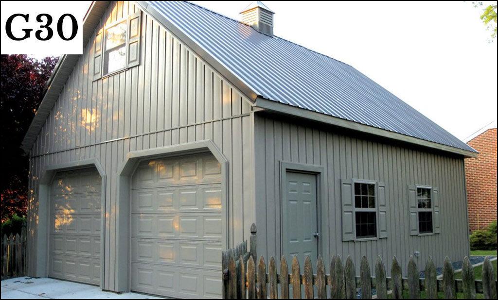 post frame garage g30