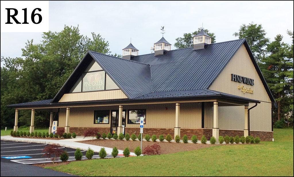 BUILDING R16 - 40′ x 60′ x 12'