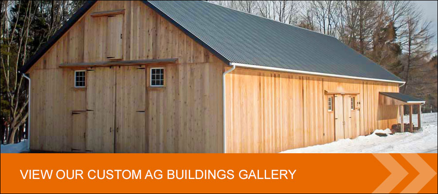 view custom post frame ag buildings gallery