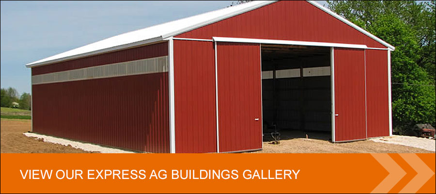 view our express ag buildings gallery