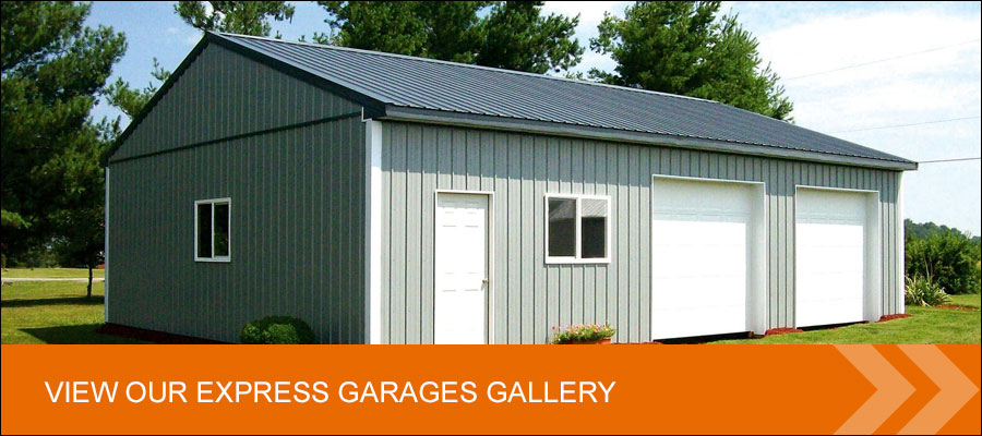 view our express garages gallery
