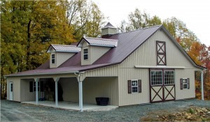 Barn Homes and Apartments - Conestoga Buildings