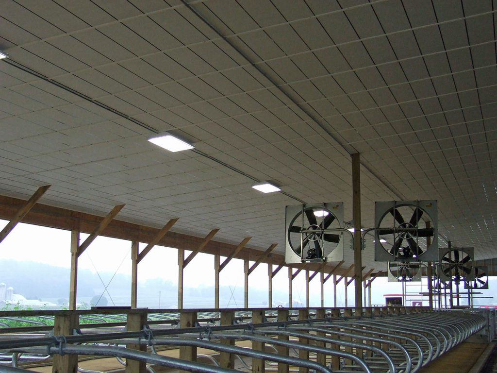 equine finishes for pole barns