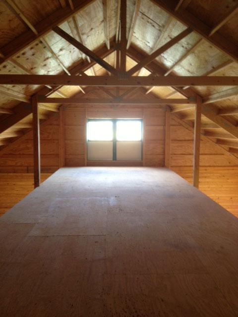 Second Floor Options For Pole Buildings Conestoga Buldings