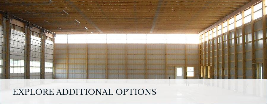 explore options for pole buildings