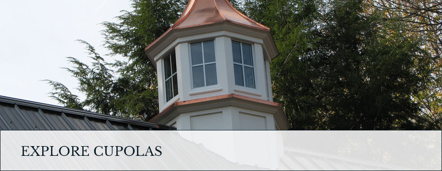 explore cupolas for pole barns and post frame buildings