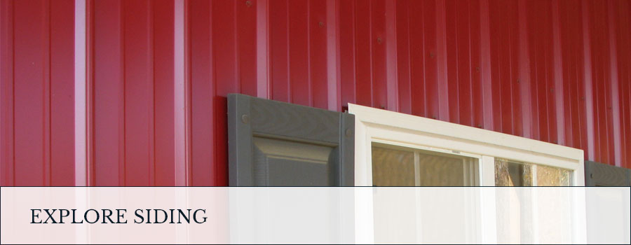 explore post frame siding options