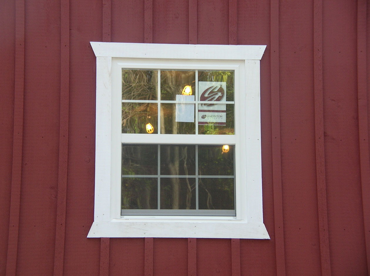 post frame  u0026 pole barn window options