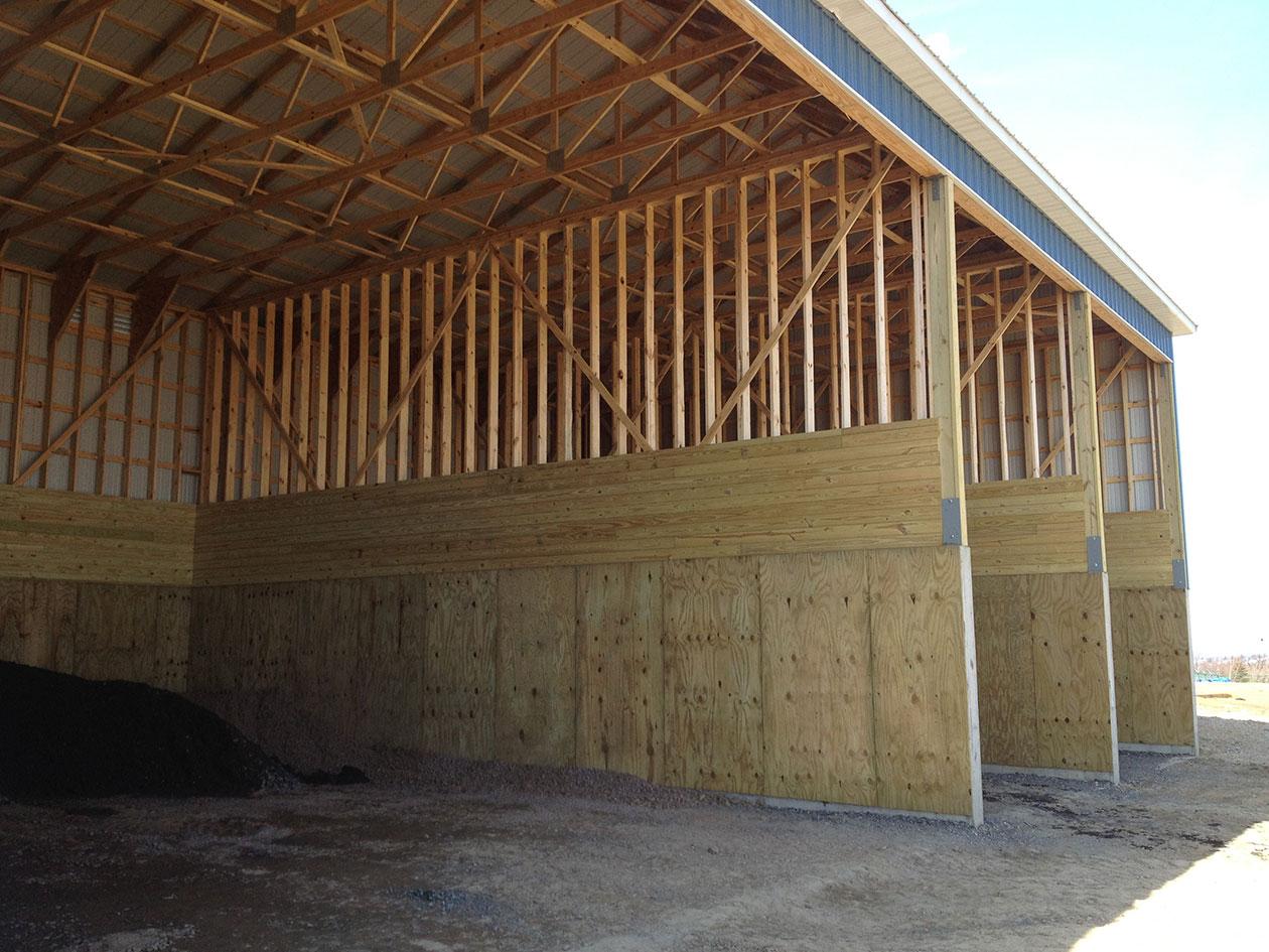 Post Frame Amp Pole Barn Building Options Conestoga Buildings