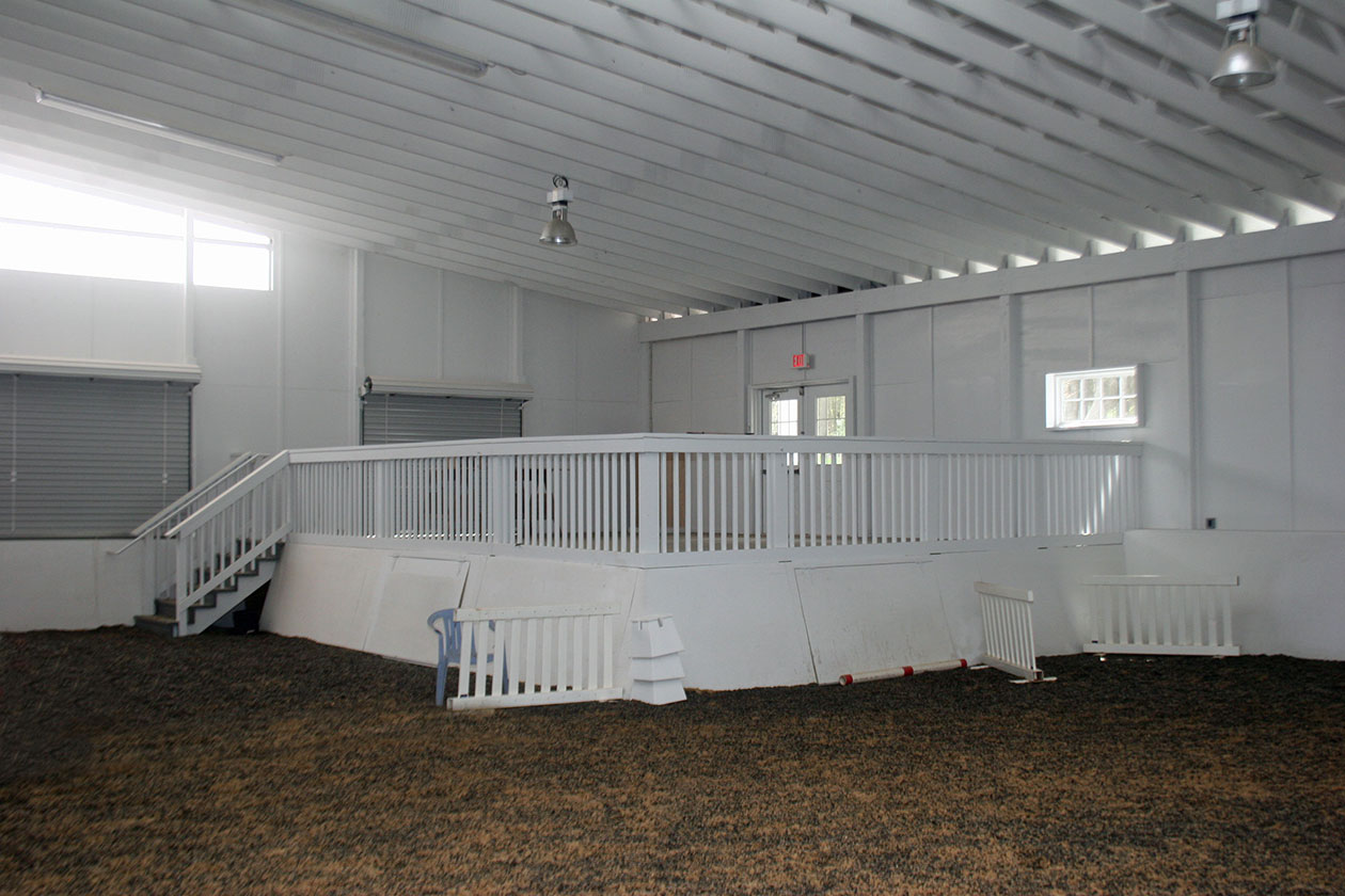 Pole Barn Interior Finishes Conestoga Buildings