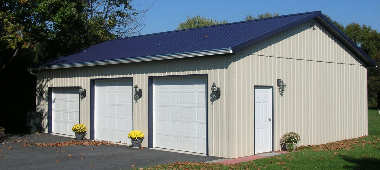 express post frame garages