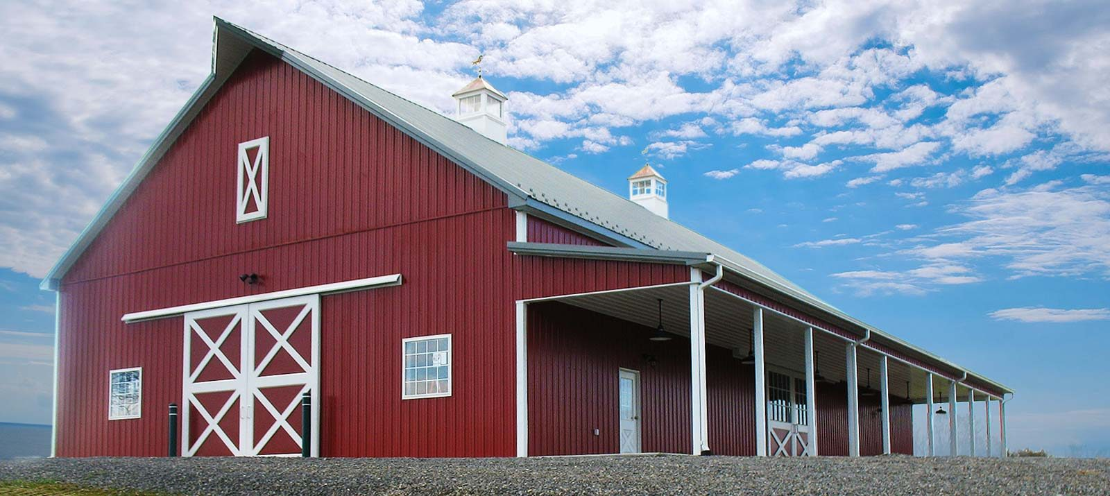 Custom Pole Barns Conestoga Buildings